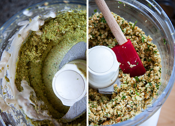 green curry cashew dip