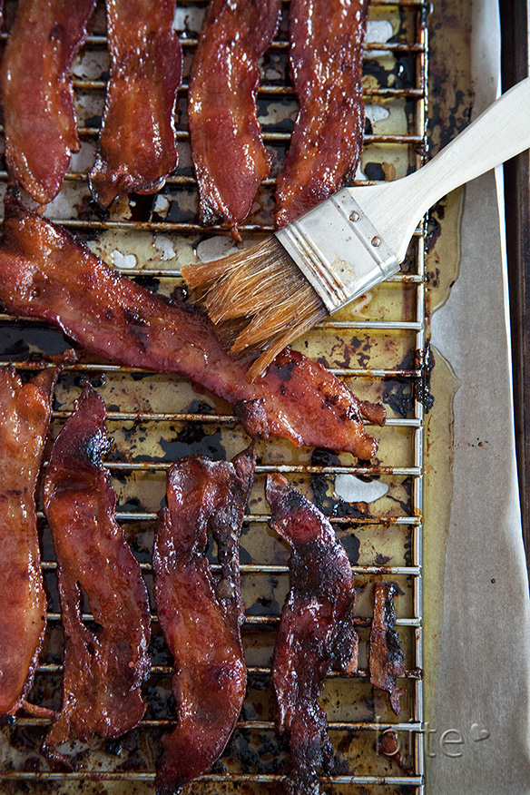 Spicy Beer Candied Bacon – Easy Perfect Party Food by bitebymichelle ...